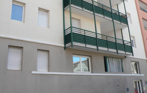 CABINET L'ANTENNE : Appartement | NIMES (30900) | 40 m2 | 551 €